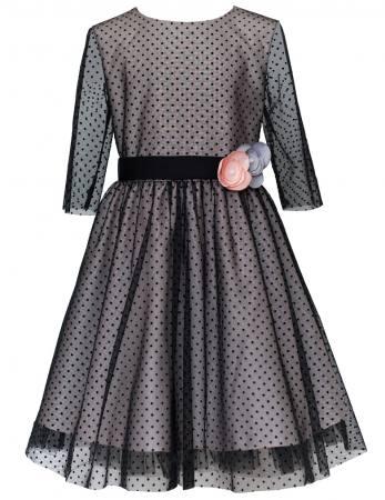 Sly Mädchen Kleid Festlich Jugendweihe Einschulung