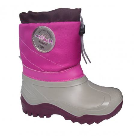online store f6143 9756d Muflon Mädchen Kinder Schneeschuhe Boots Winterschuhe Gummistiefel gefüttert
