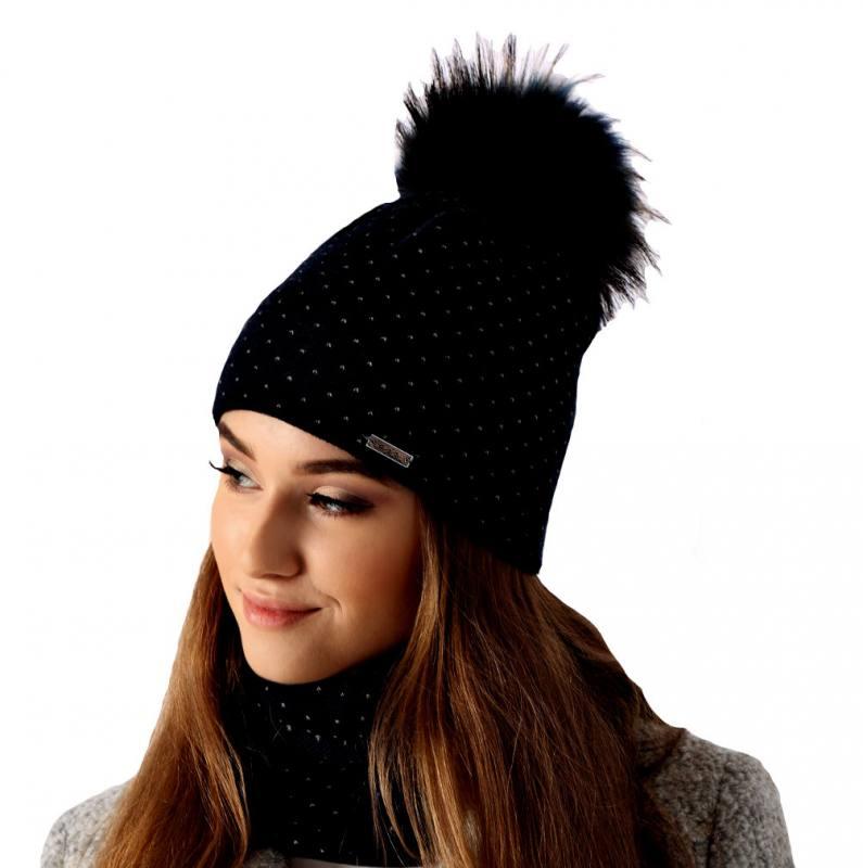 Online-Einzelhändler Verarbeitung finden niedrigerer Preis mit AJS Damen Mädchen Winterset Winter Mütze Bommelmütze Schornsteinschal mit  Wolle