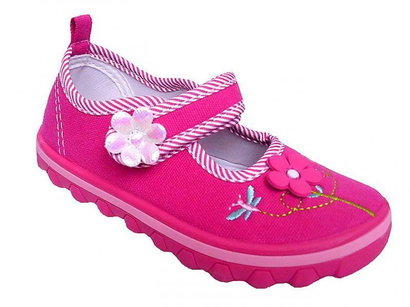 ea2f8ea5f1c87b American Club Baby Mädchen Kinder Ballerinas Hausschuhe Slipper Pink