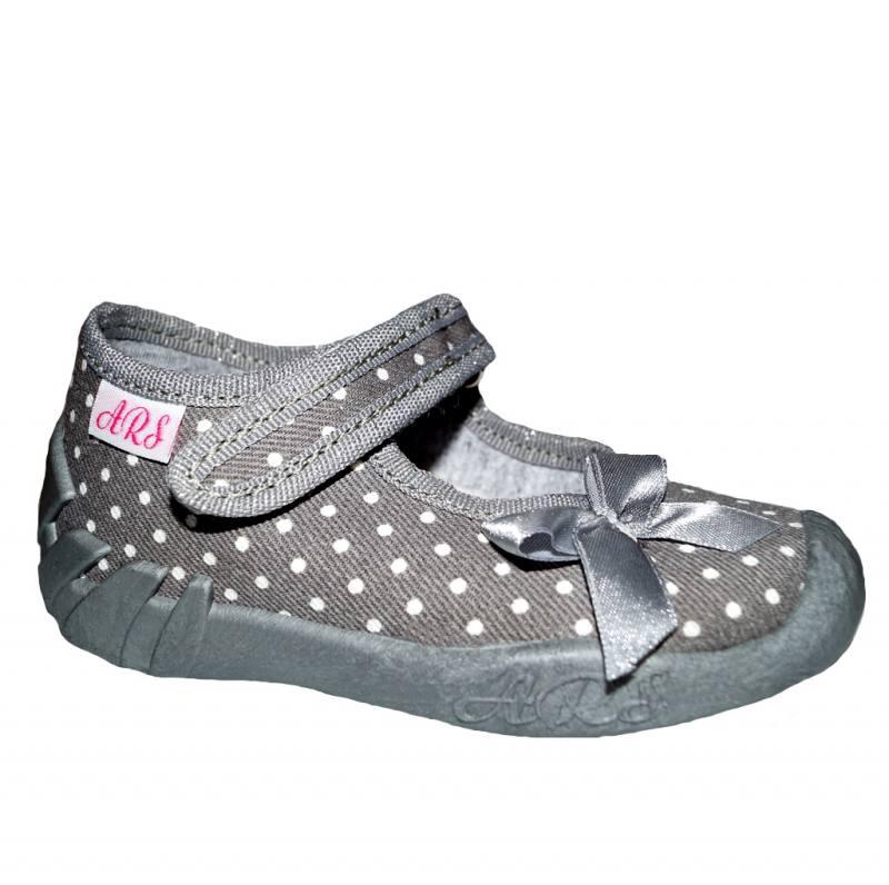 ARS Baby Mädchen Kinder Schuhe Hausschuhe Kinderschuhe Einlegesohle Leder