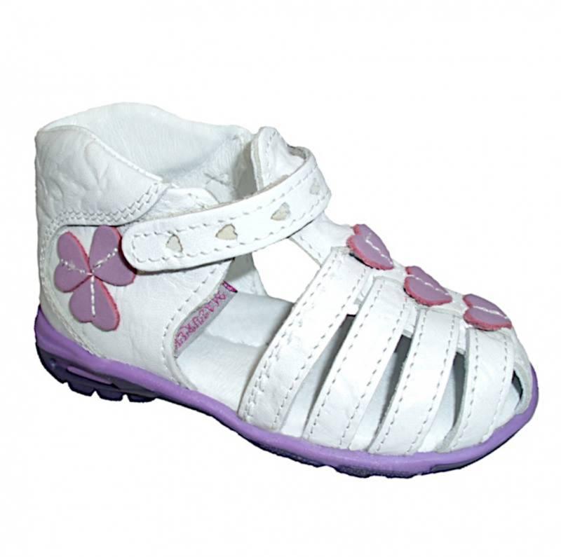 sports shoes 5e70d 68a5d Baby Mädchen Kinder Sandalen Erste Schuhe Babyschuhe Klettverschluss Leder