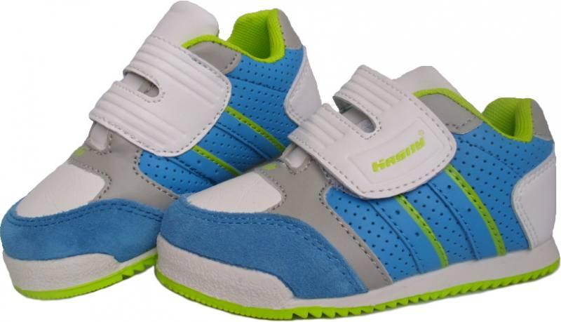 super popular 0ca4d 6bbdd Jungen Turnschuhe & Sneakers Halbschuhe Erste Schuhe Babyschuhe Blau