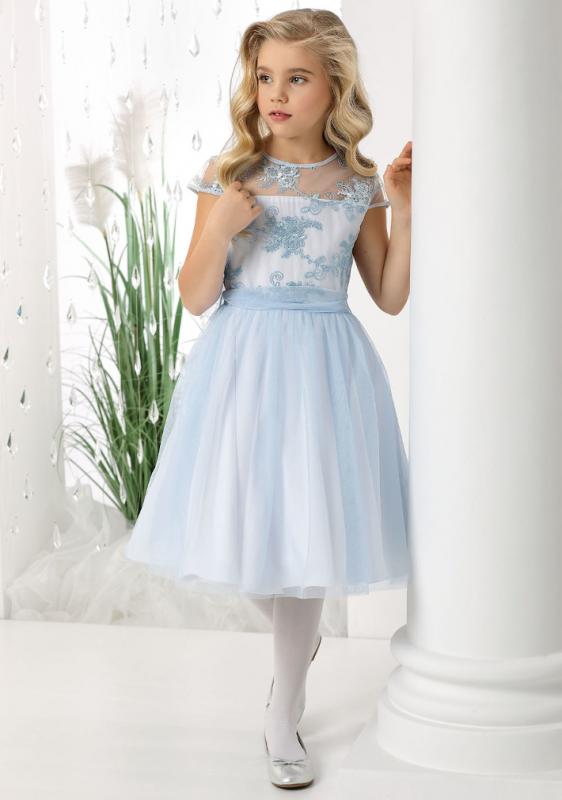 Mädchen Kleid Kommunion Hochzeit Blumenmädchen Jugend