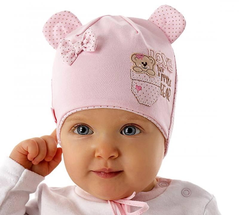 marika s sse baby m dchen fr hling sommer m tze baumwolle teddy rosa. Black Bedroom Furniture Sets. Home Design Ideas