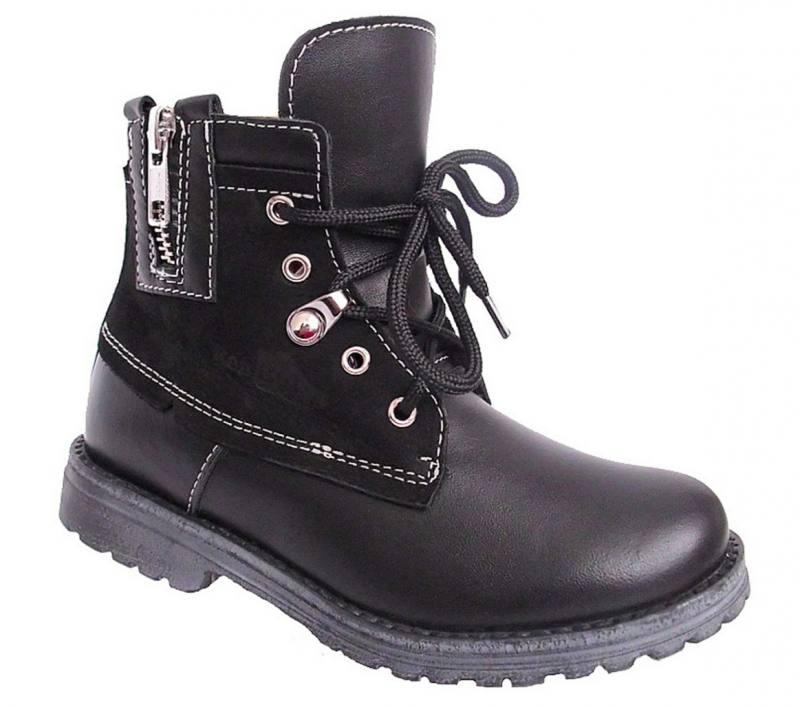outlet store 17356 8b64c Renbut Unisex Boots Jungen Mädchen Stiefeletten Herbst Winterschuhe Leder