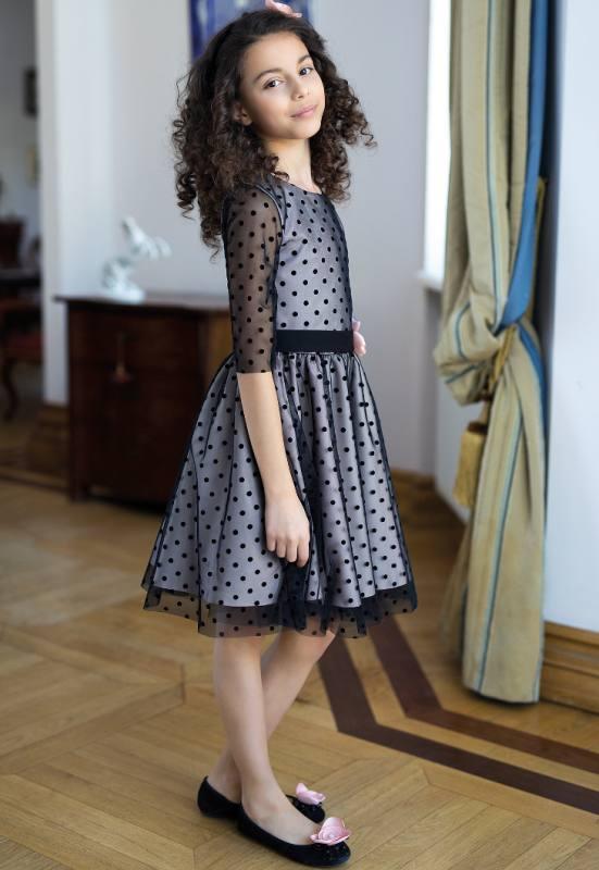 Sly Mädchen Kleid Festlich Einschulung Jugendweihe