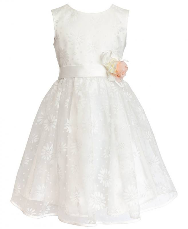 Sly Madchen Kleid Festlich Hochzeit Blumenmadchen Hochzeit Kommunion